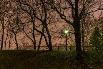 Lightpost 2 Slottsparken Oslo-1176