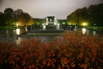 The main fountain at Vigeland-9694