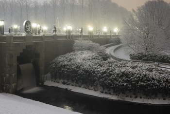 Vigeland bridge -1492