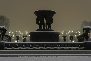 Vigeland fountain 2-1477