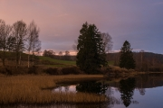 Evening at Bogstad Lake-0627