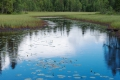 Rain from blue sky 7794