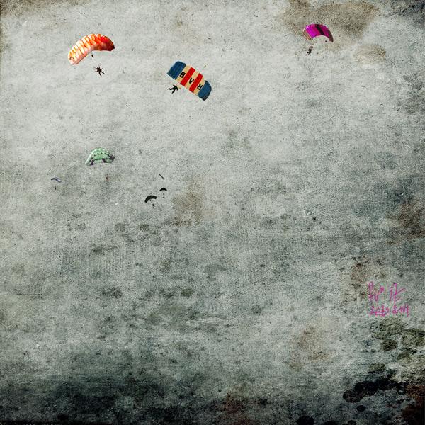 Skydive av Benedicte Aubert Ringnes